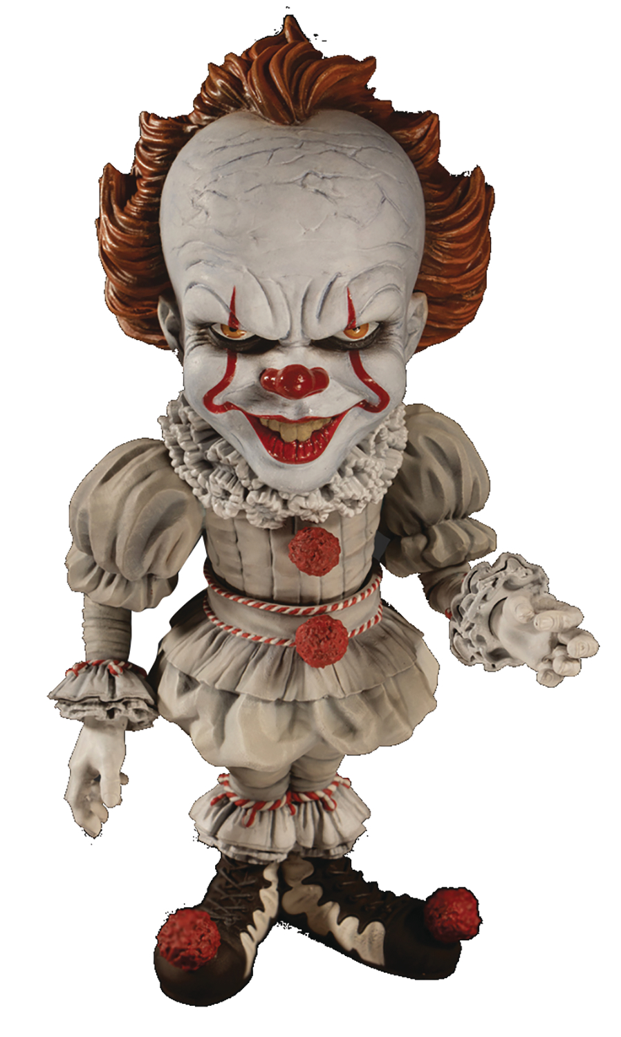 MDS IT 2017 PENNYWISE 6IN DELUXE STYLIZED ROTO FIG (APR19856