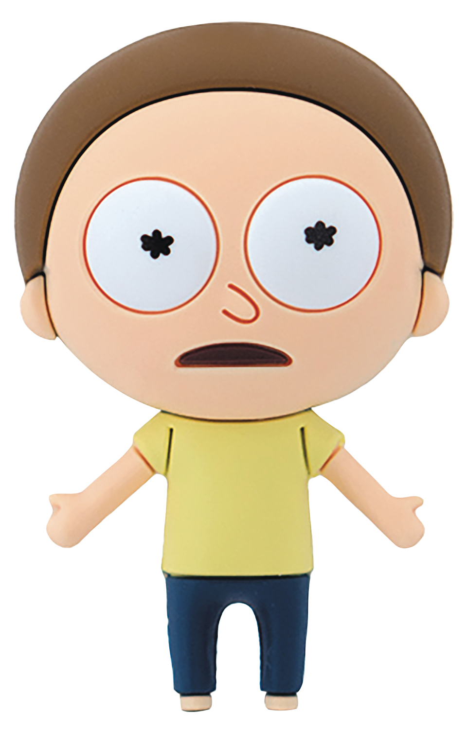 RICK AND MORTY MORTY 3D FOAM MAGNET