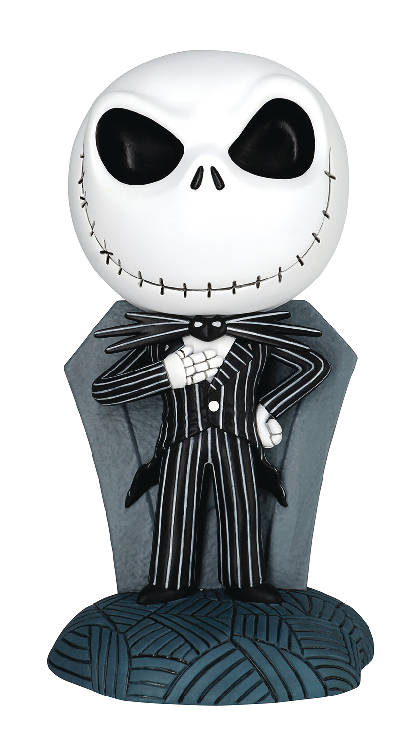NIGHTMARE BEFORE CHRISTMAS JACK PVC BANK