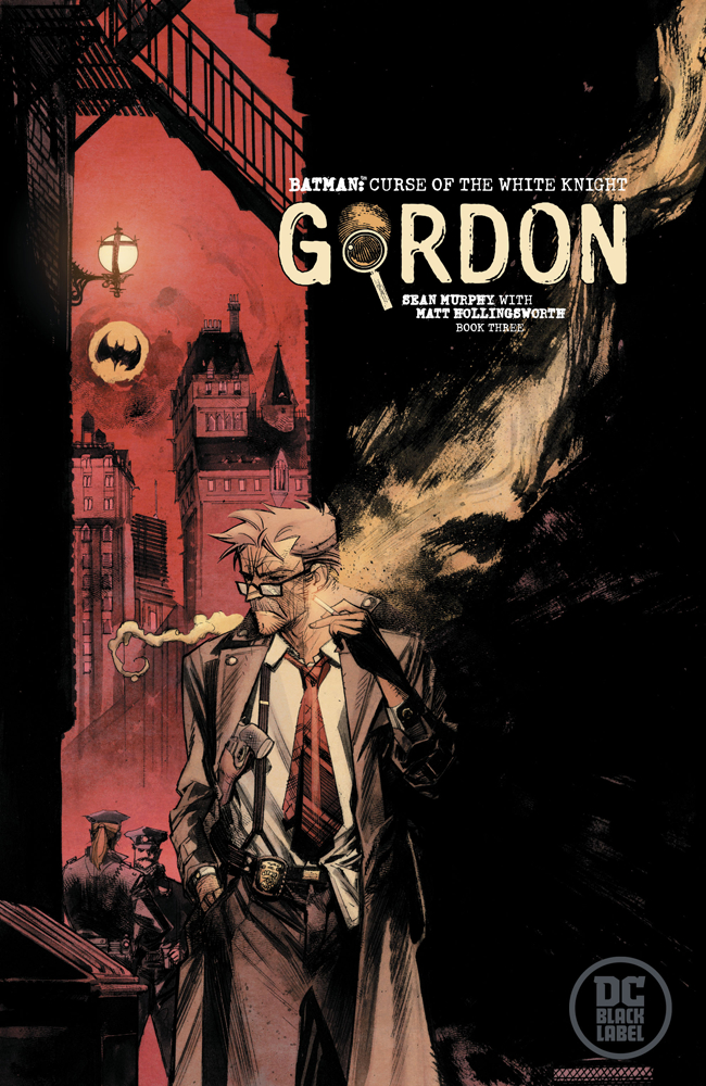 BATMAN CURSE OF THE WHITE KNIGHT #3 (OF 8) VAR ED