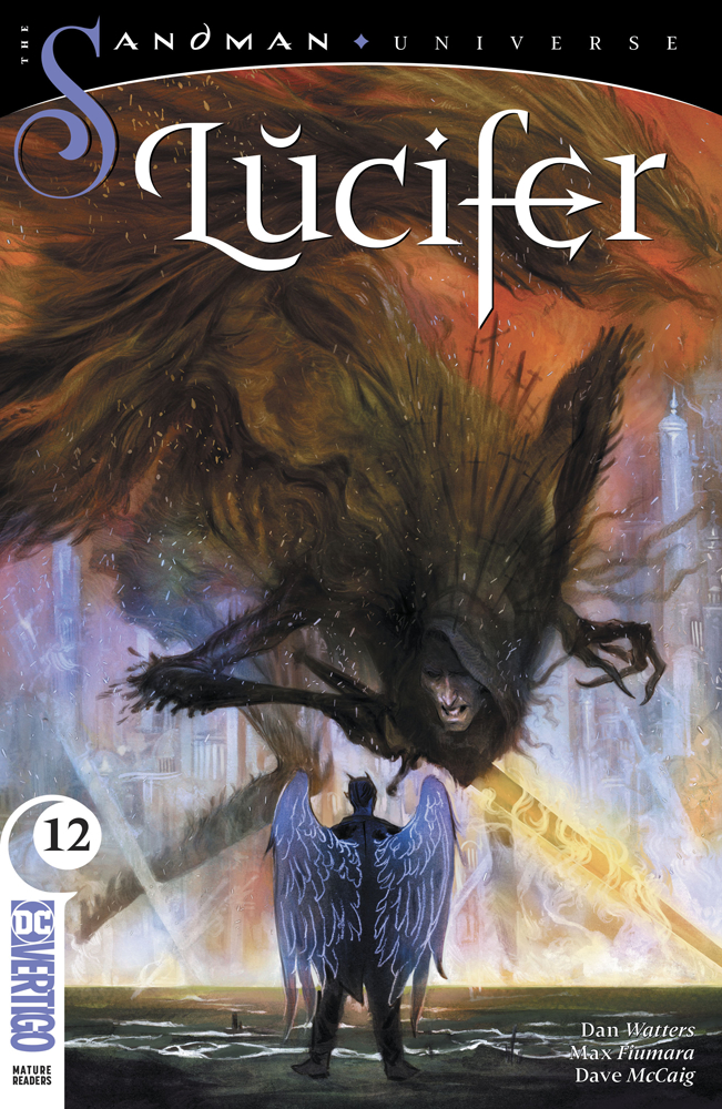 LUCIFER #12 (MR)