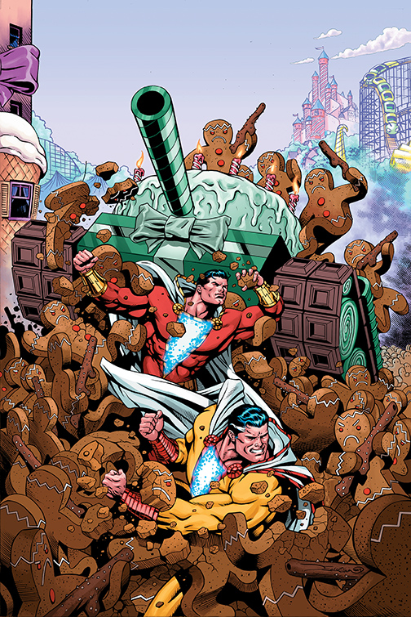 Comic SHAZAM #10 (RES)