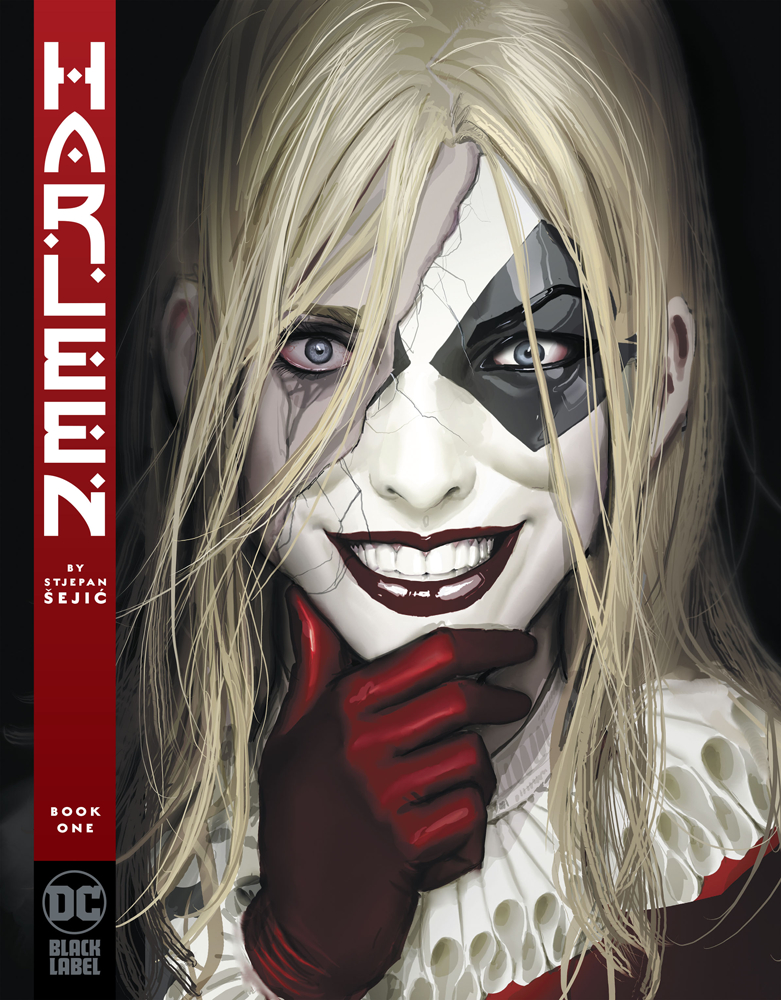 HARLEEN #1 (OF 3) (MR)