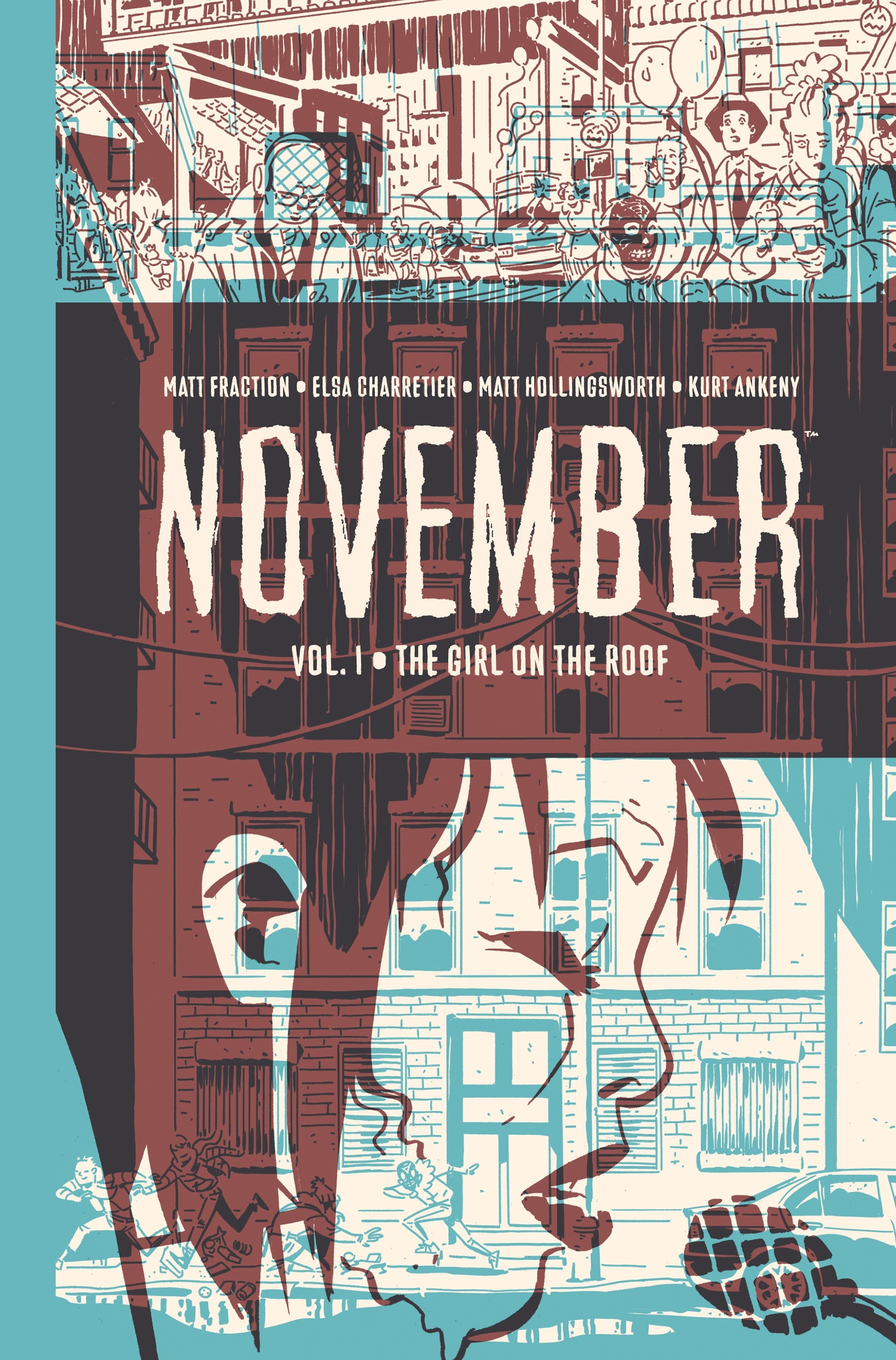 NOVEMBER HC VOL 01 (OF 3) (MR)