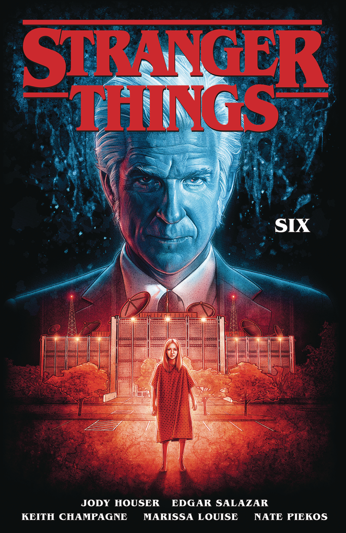 STRANGER THINGS TP VOL 02 SIX (JUL190353)