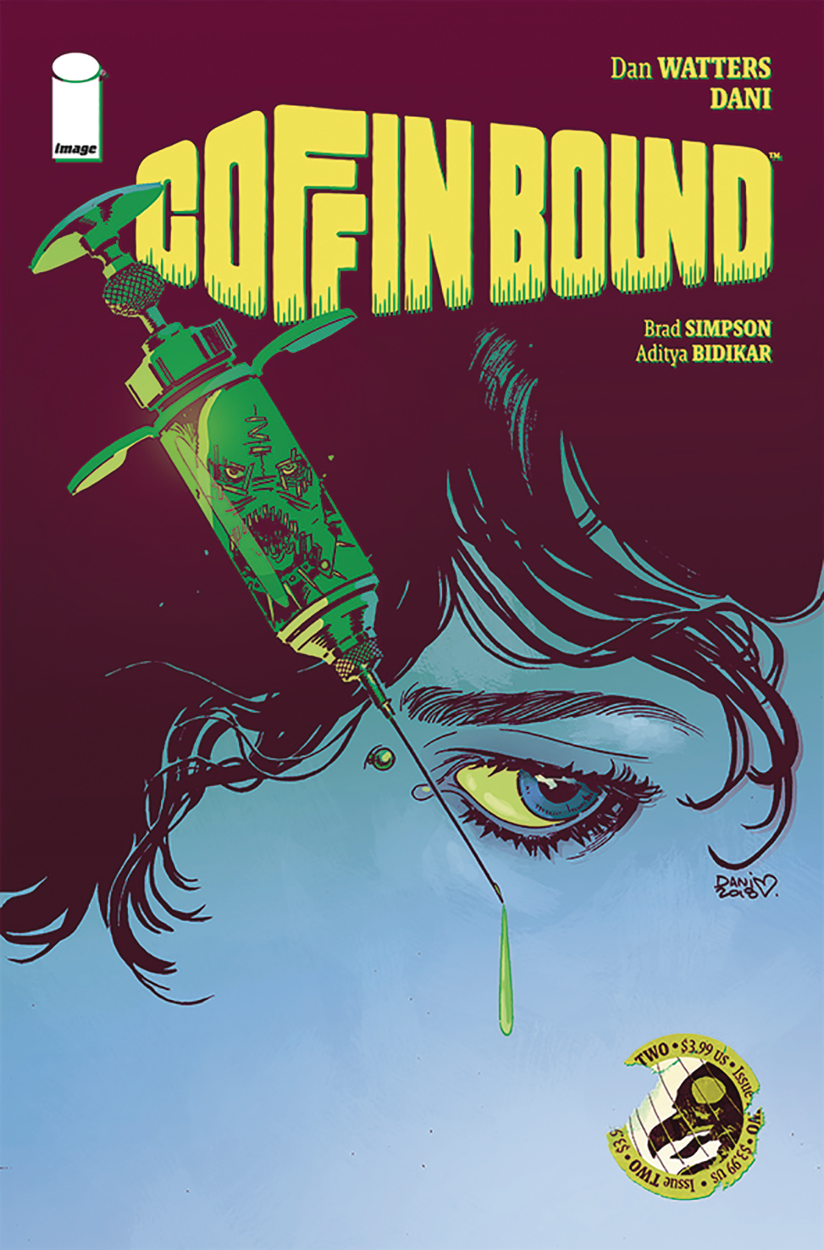 COFFIN BOUND #2 (MR)