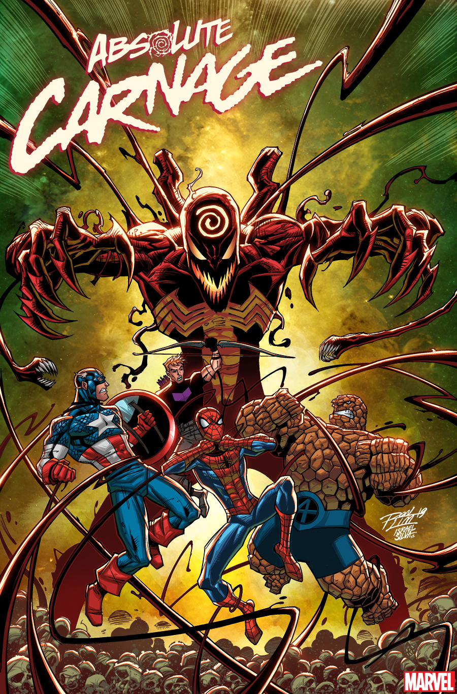 ABSOLUTE CARNAGE #3 (OF 5) RON LIM VAR AC