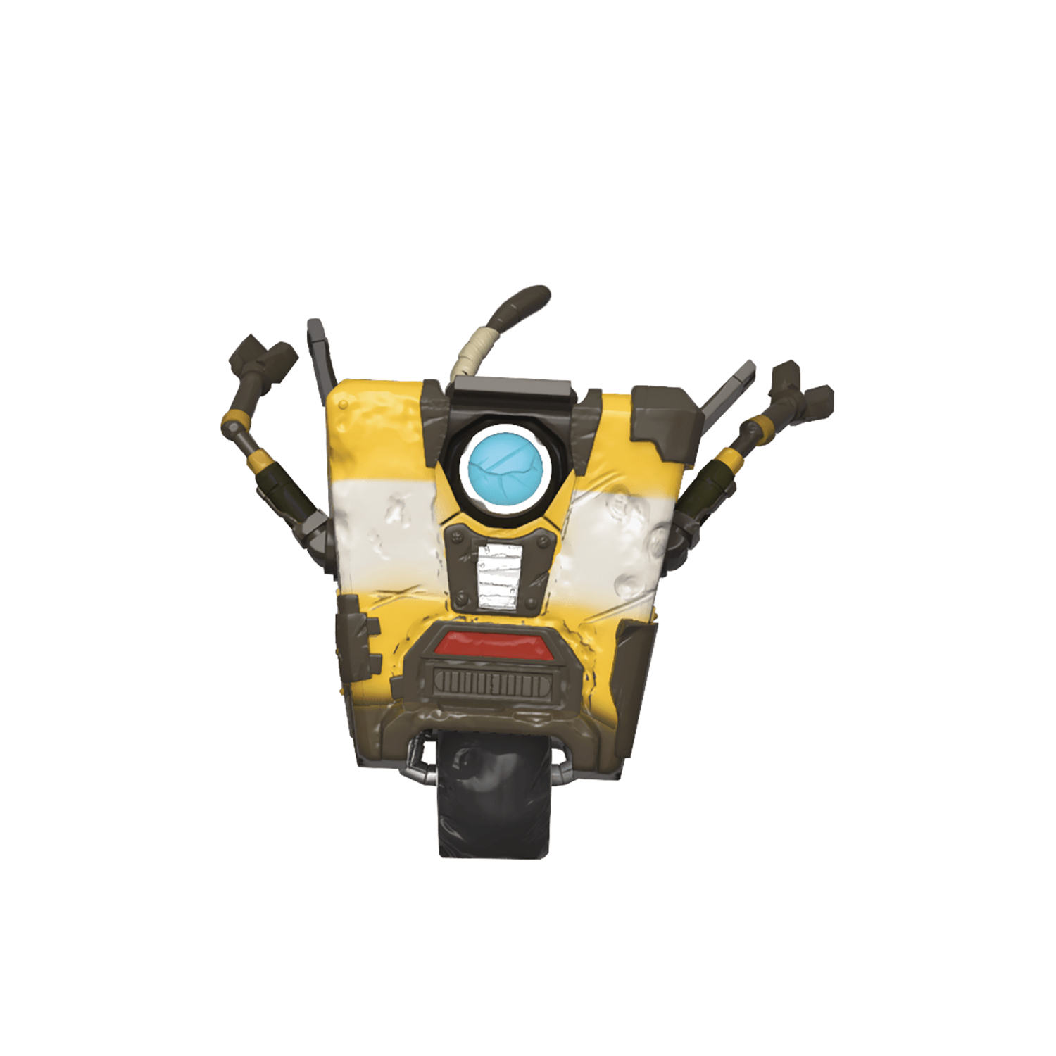 POP GAMES BORDERLANDS 3 CLAPTRAP VINYL FIGURE
