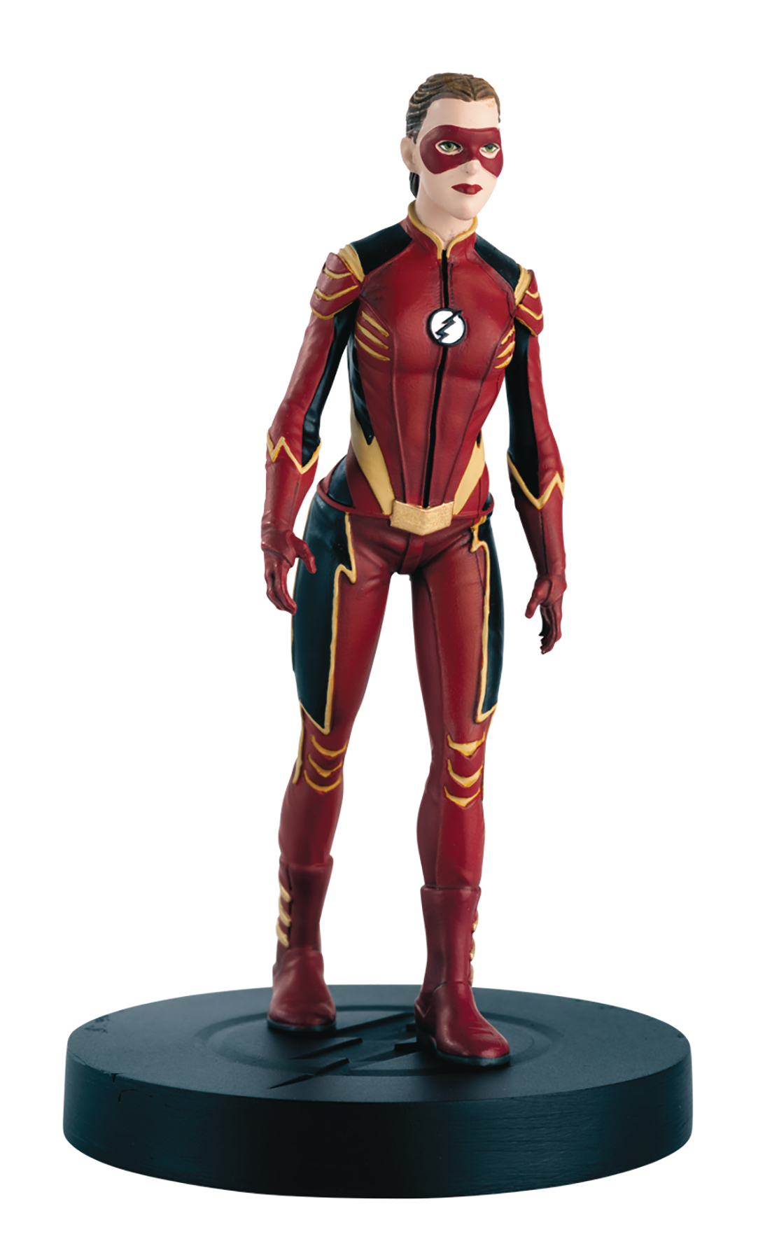 DC CW FLASH FIG COLL #5 JESSE QUICK