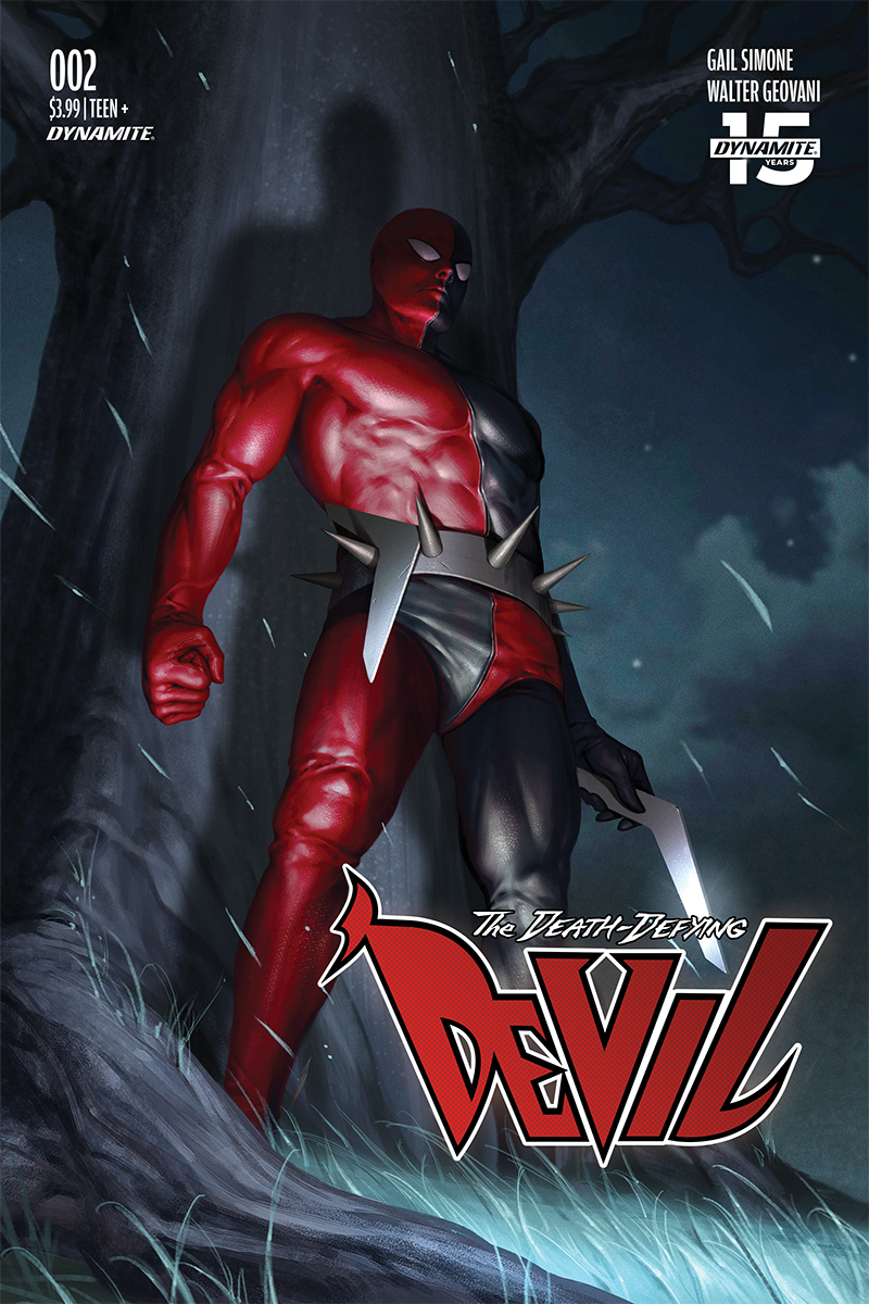 DEATH-DEFYING DEVIL #2 CVR A LEE