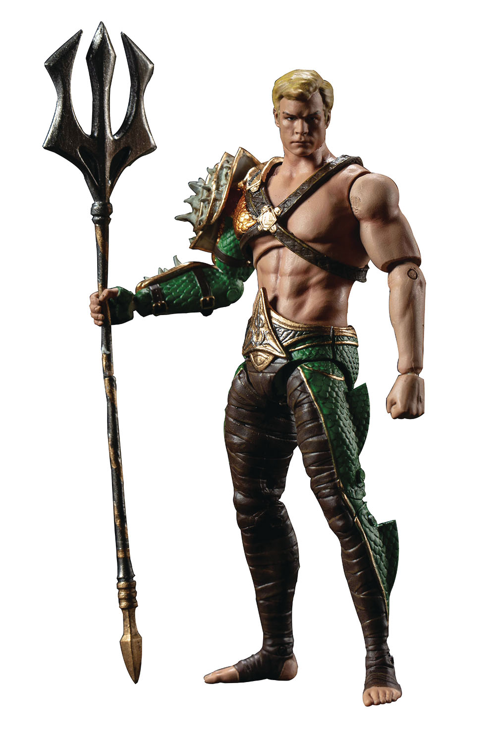INJUSTICE 2 AQUAMAN PX 1/18 SCALE FIG (MAY198011)