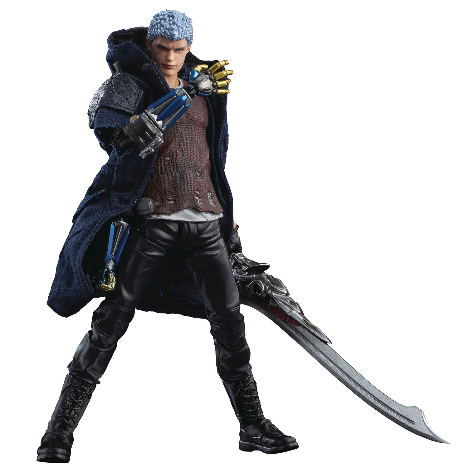 DEVIL MAY CRY 5 NERO PX STANDARD VERSION 1/12 SCALE AF
