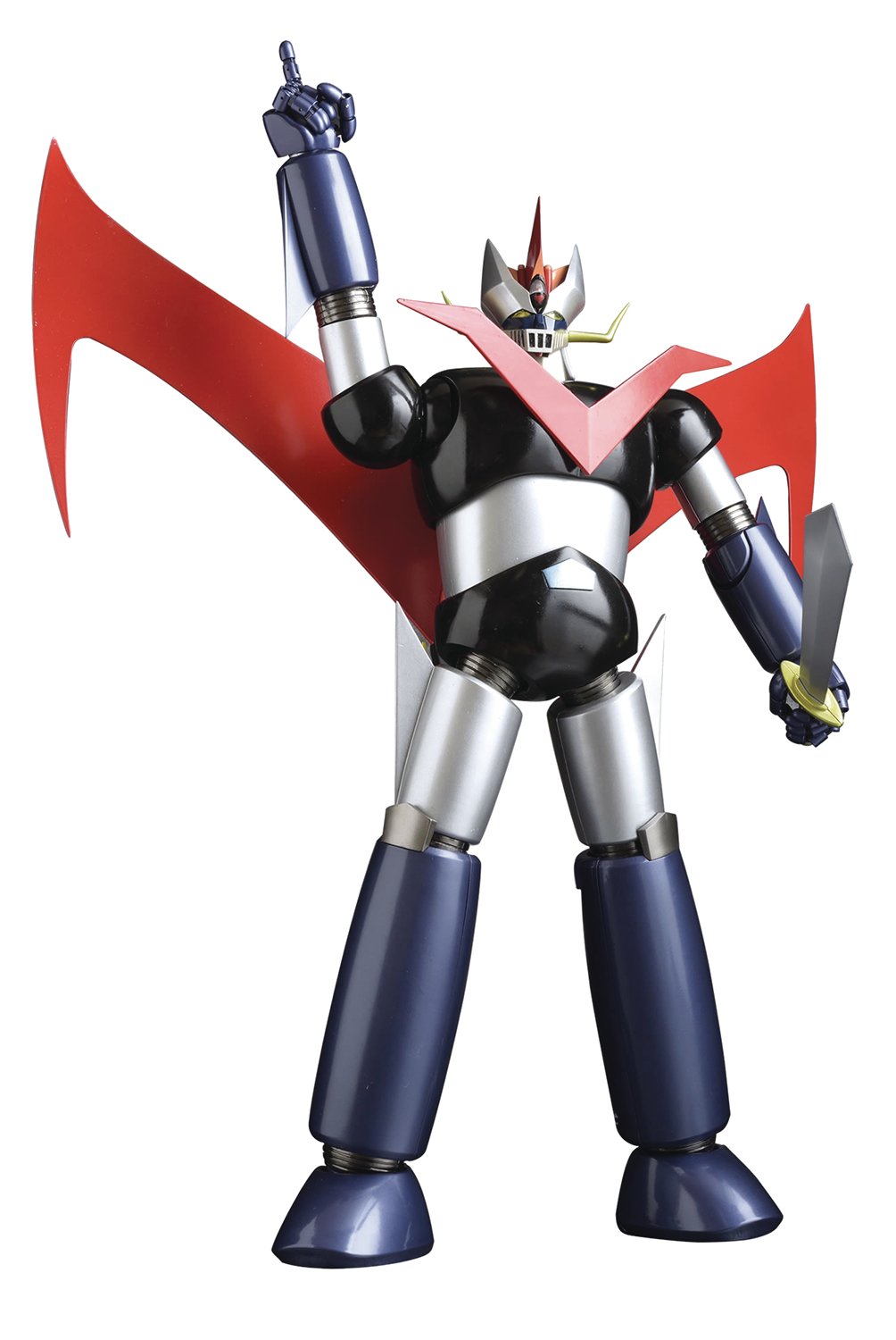 GRAND ACTION BIGSIZE MODEL GREAT MAZINGER FIGURE