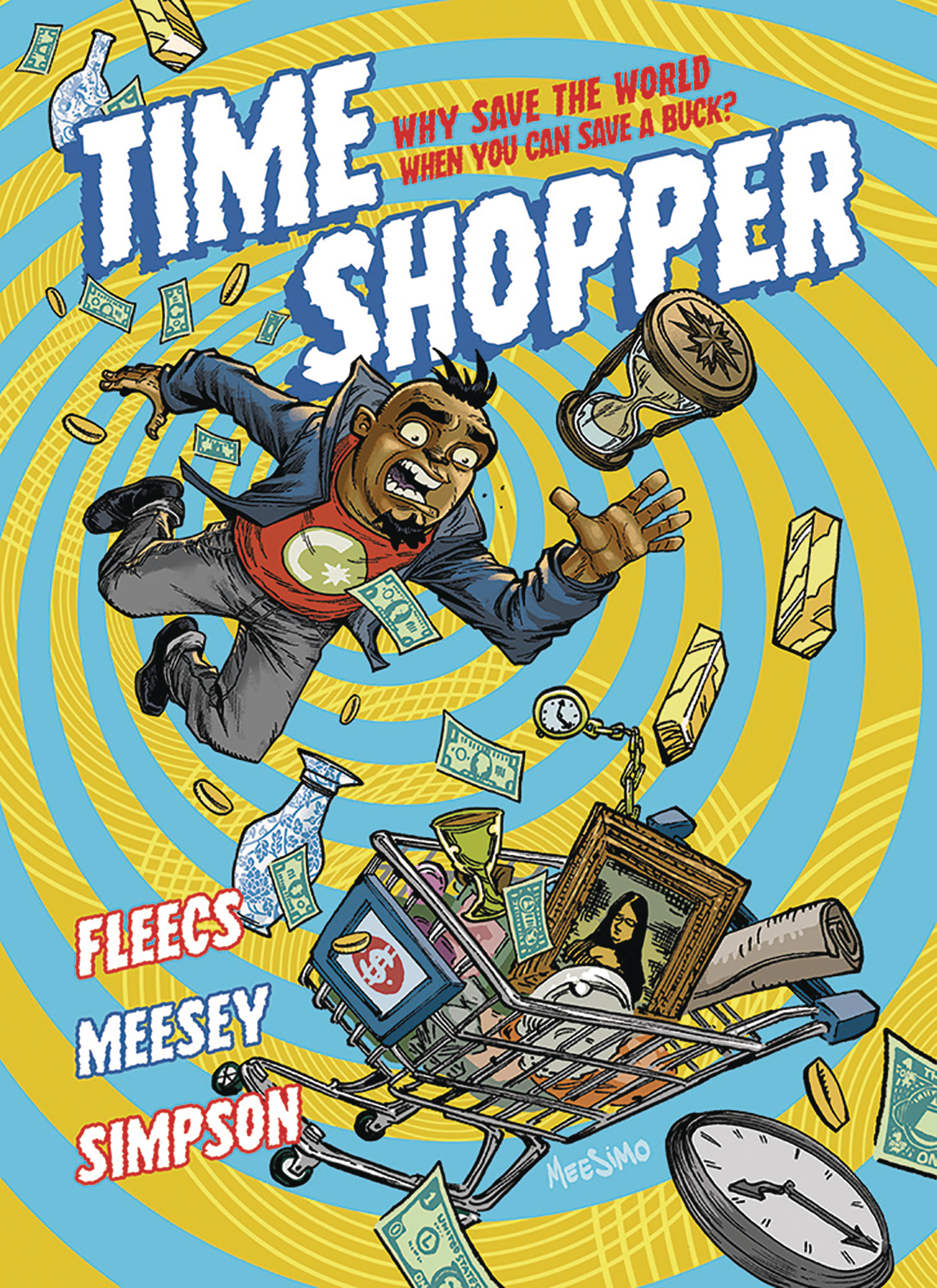 TIME SHOPPER HC