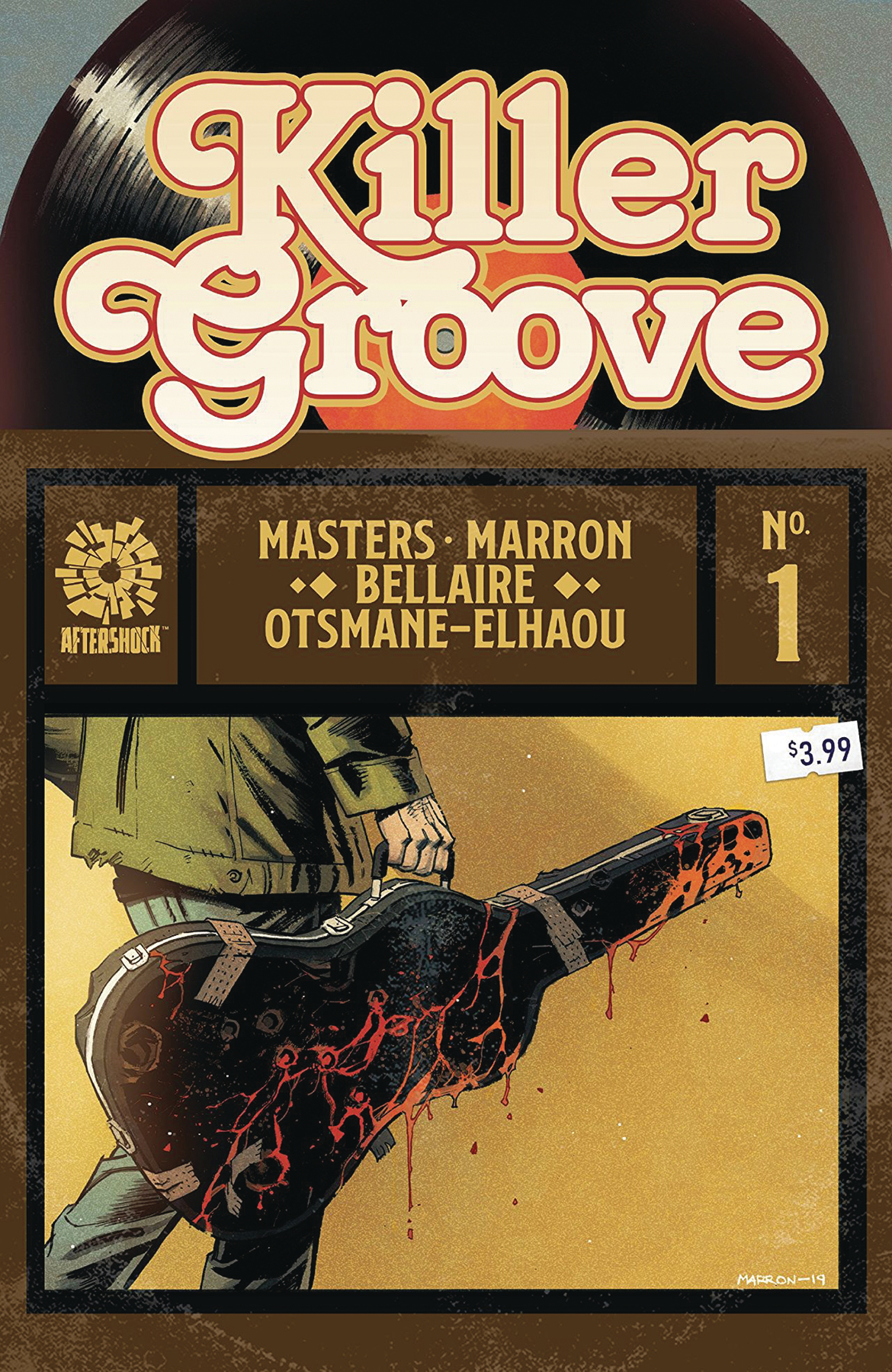 KILLER GROOVE TP VOL 01