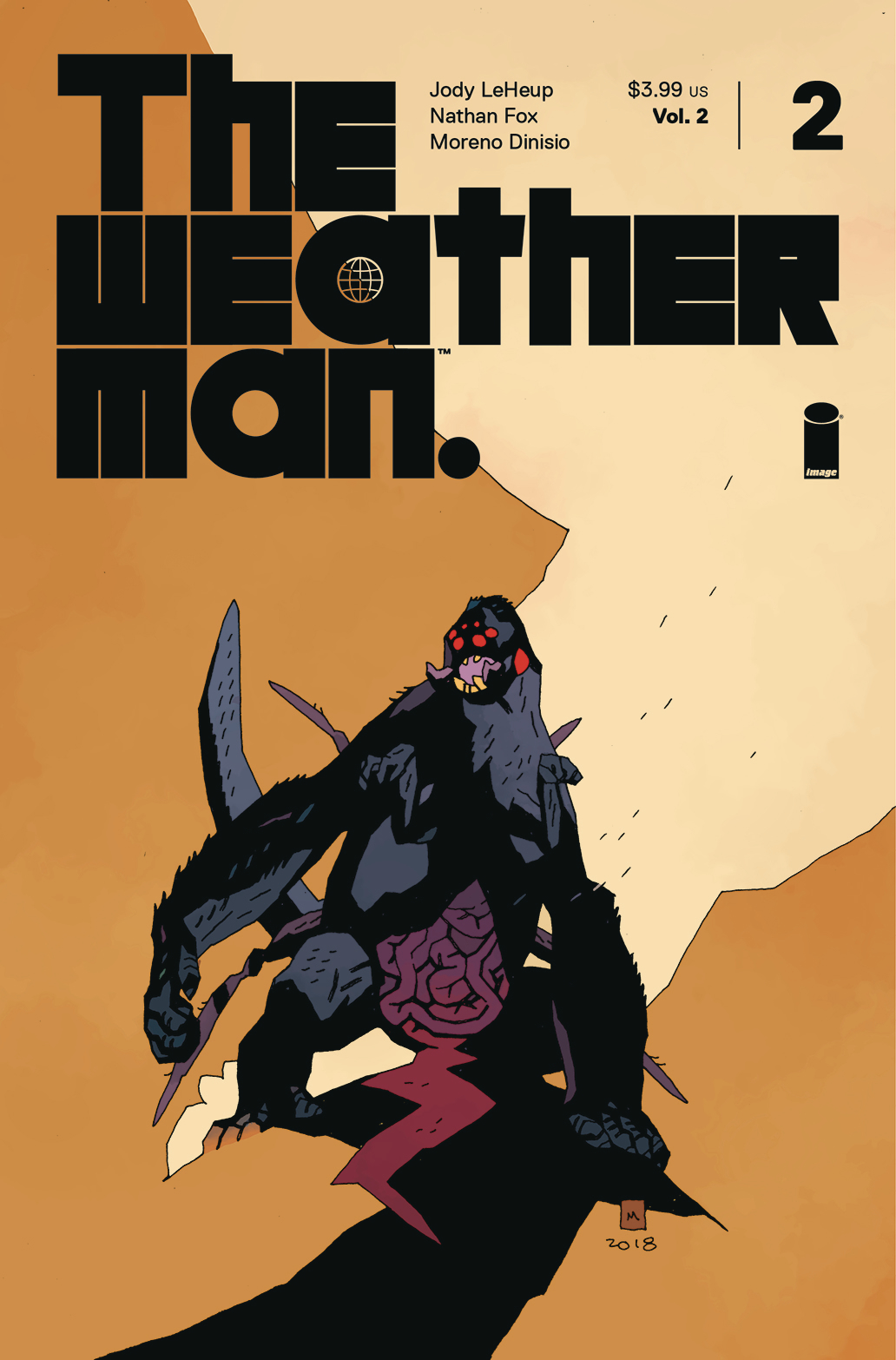 WEATHERMAN VOL 2 #2 CVR C MIGNOLA (MR)