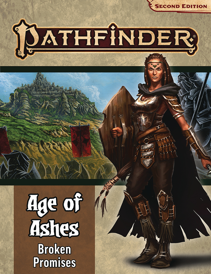 PATHFINDER ADV PATH AGE OF ASHES (P2) VOL 06 (OF 6)