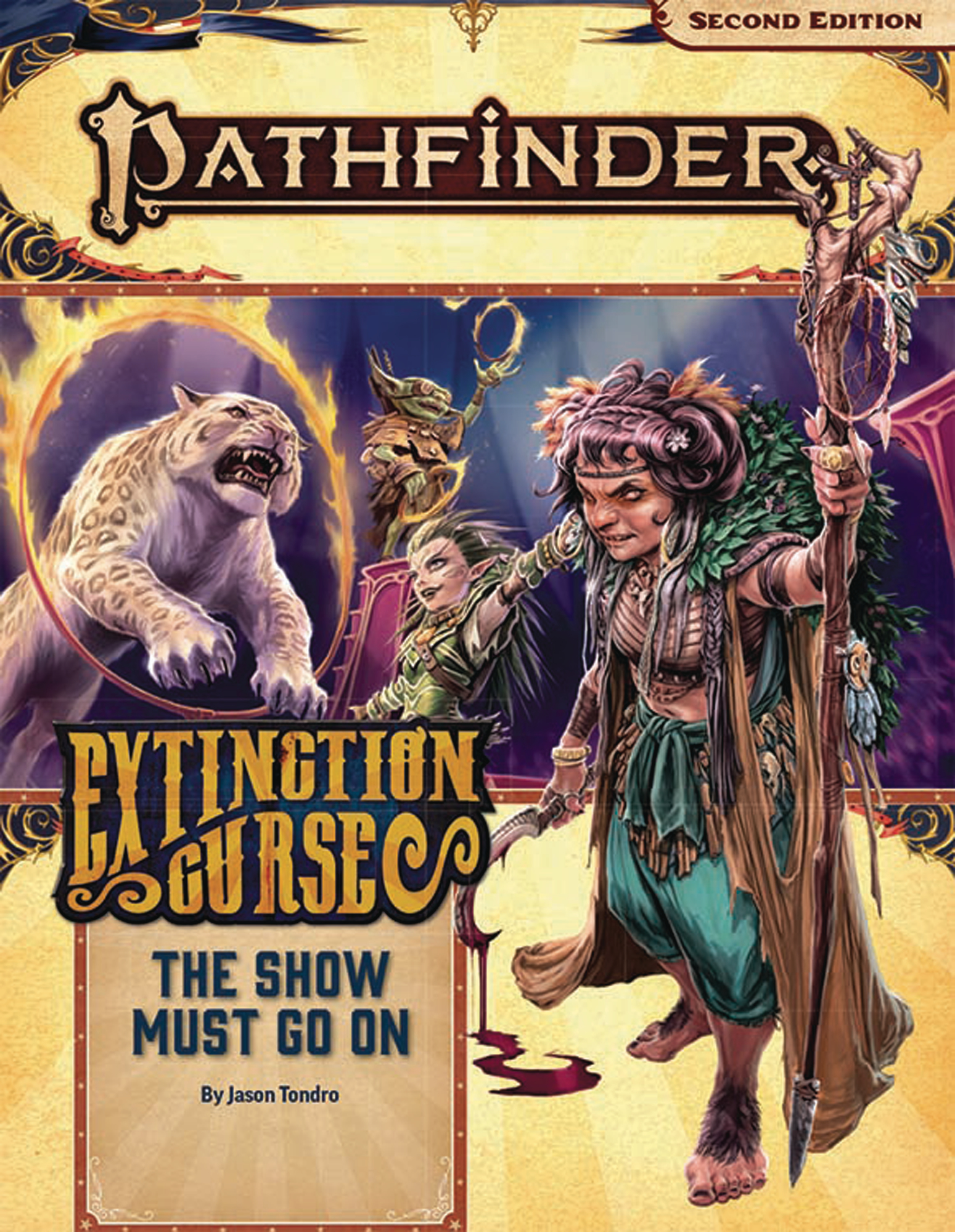 PATHFINDER ADV PATH EXTINCTION CURSE (P2) VOL 01