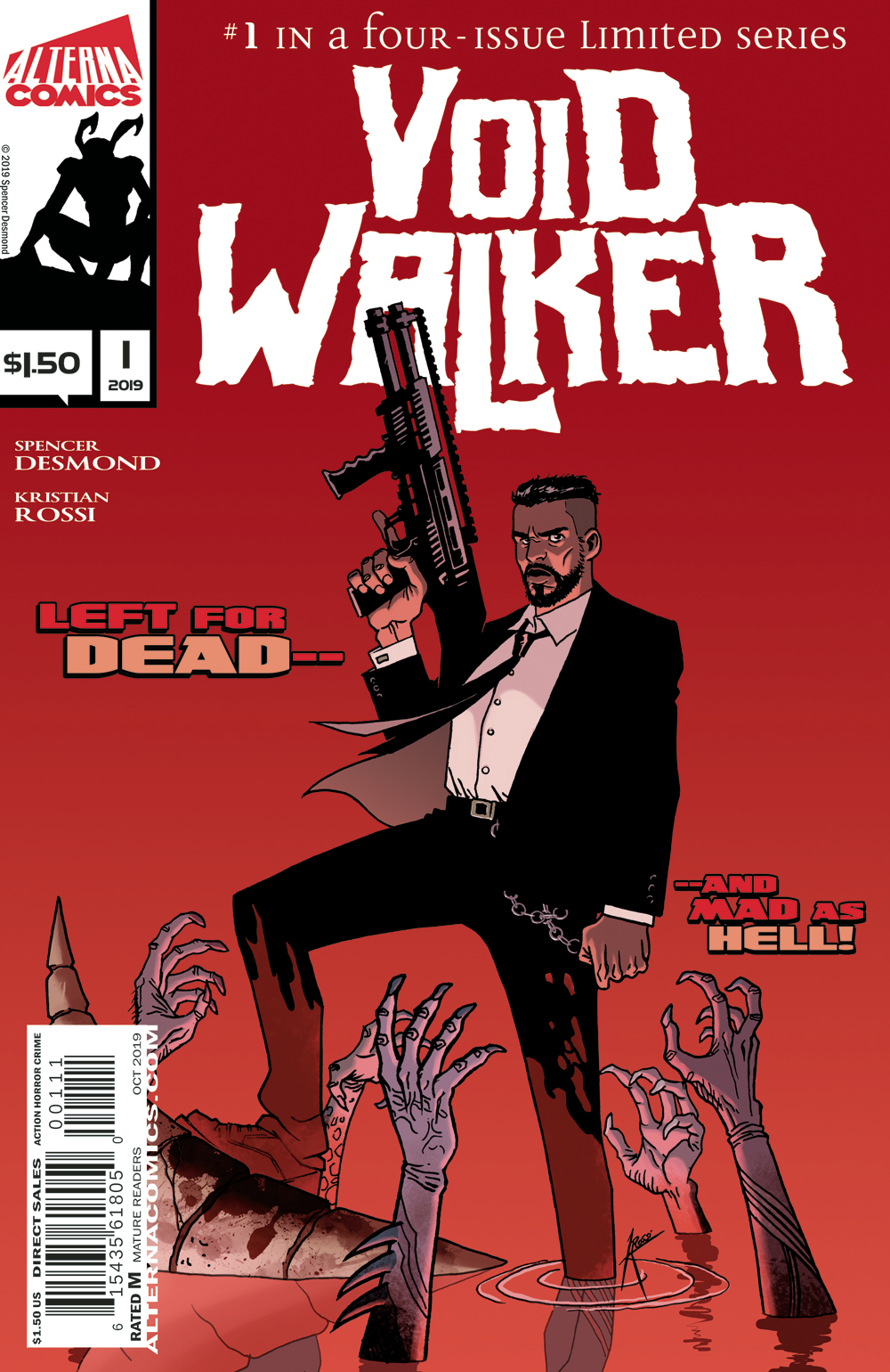 VOID WALKER #1 (MR)
