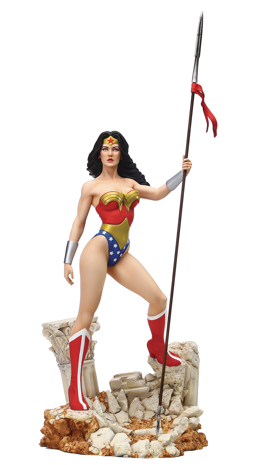 GRAND JESTER STUDIOS DC WONDER WOMAN 1:6 SCALE STATUE