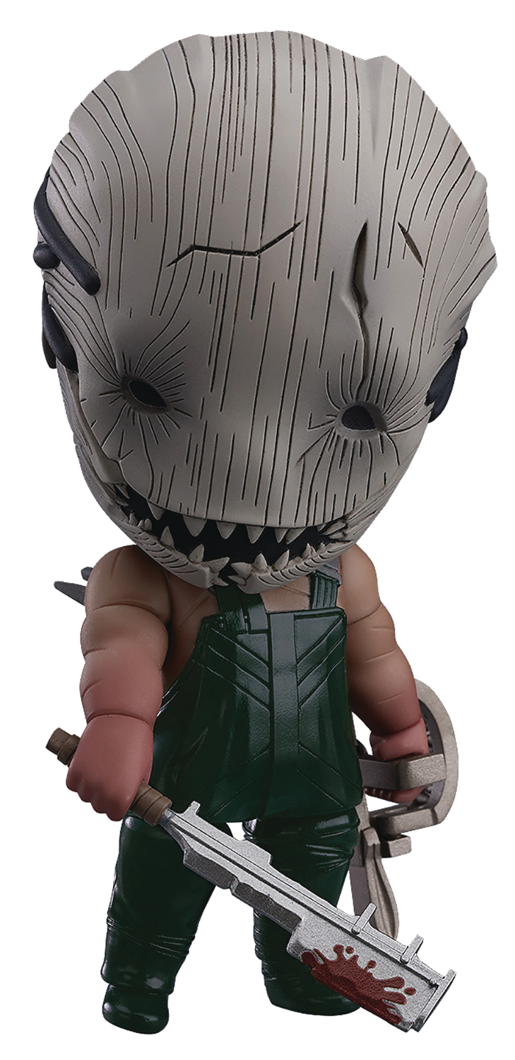 DEAD BY DAYLIGHT THE TRAPPER NENDOROID AF