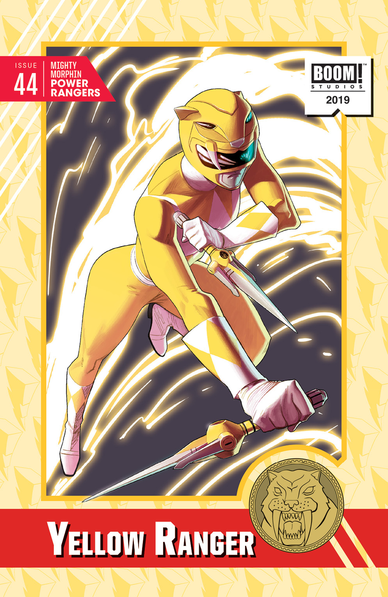 MIGHTY MORPHIN POWER RANGERS #44 20 COPY ANKA INCV (Net)