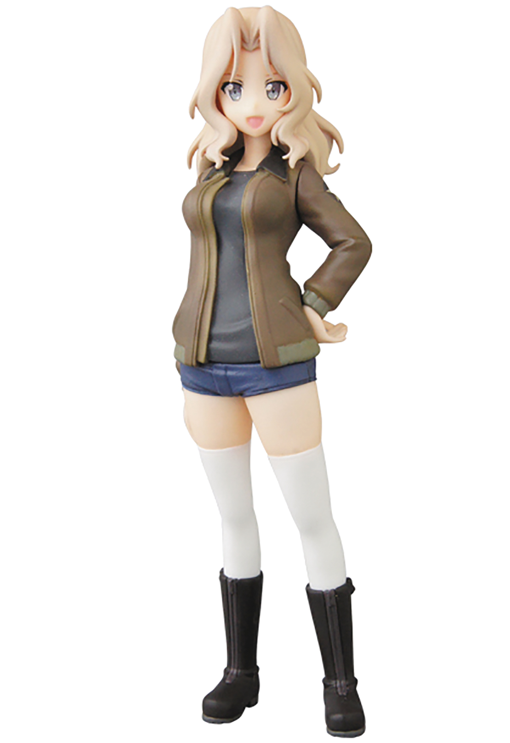 GIRLS UND PANZER FINAL CHAPTER SER 2 KAY UDF FIG