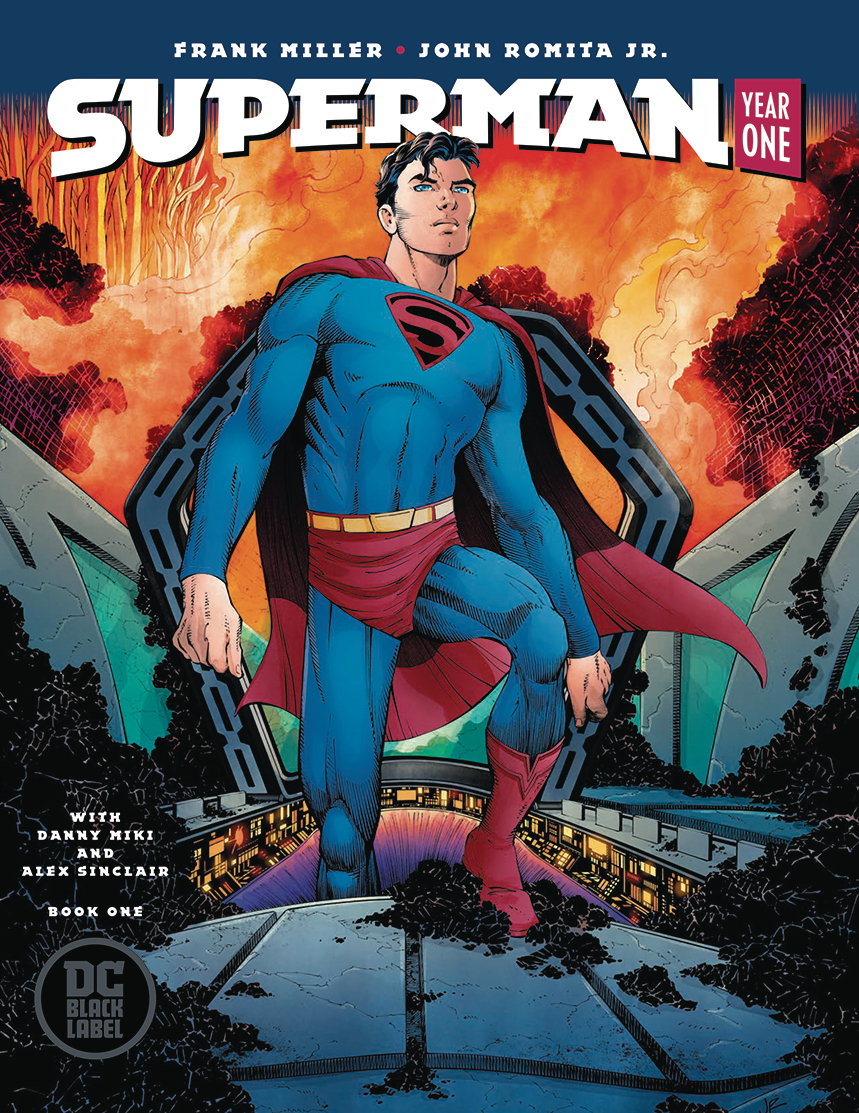 SUPERMAN YEAR ONE #1 (OF 3) 2ND PTG (MR)