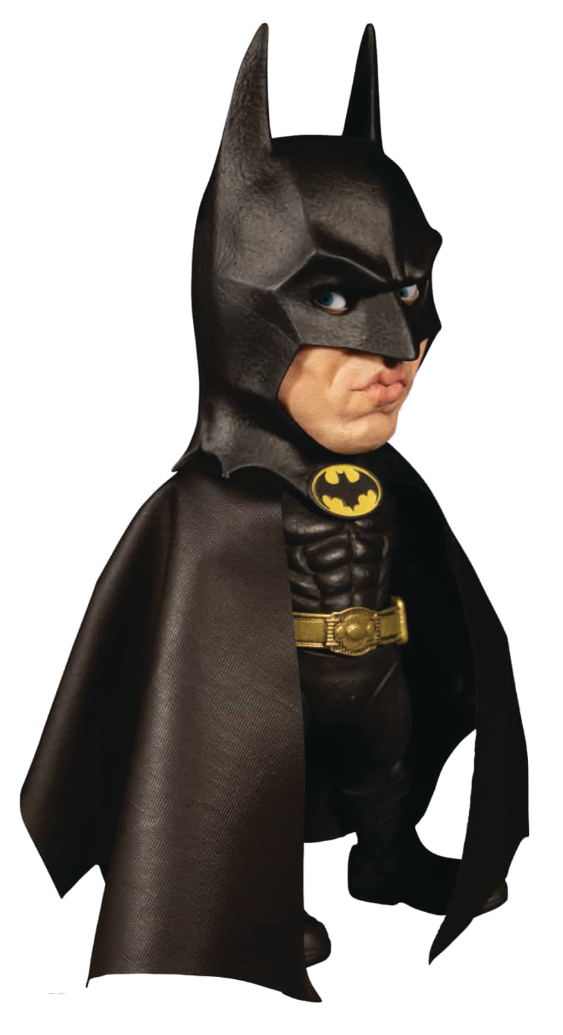 MDS BATMAN 1989 DELUXE 6IN FIGURE
