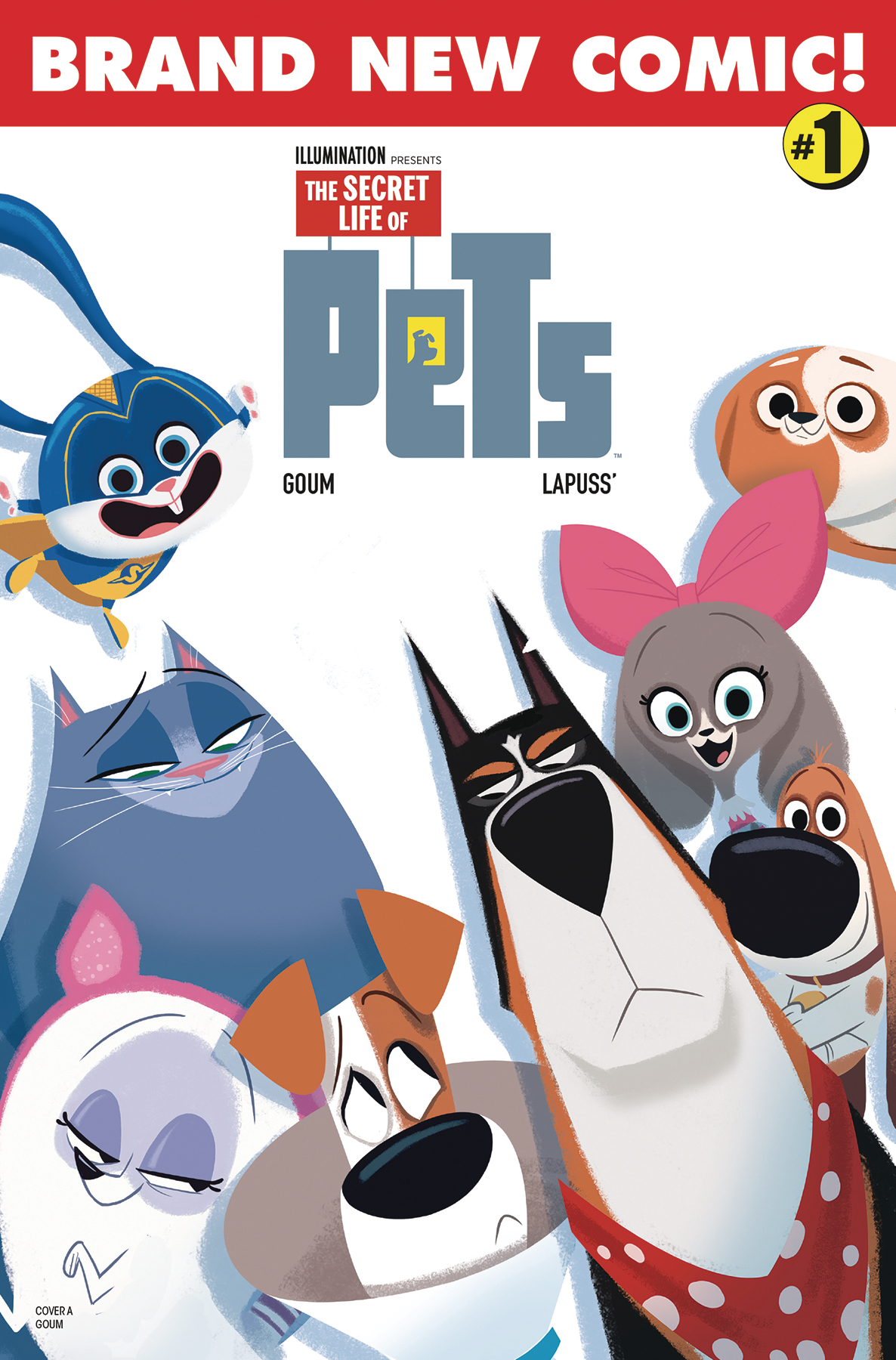 SECRET LIFE OF PETS VOL 2 #1