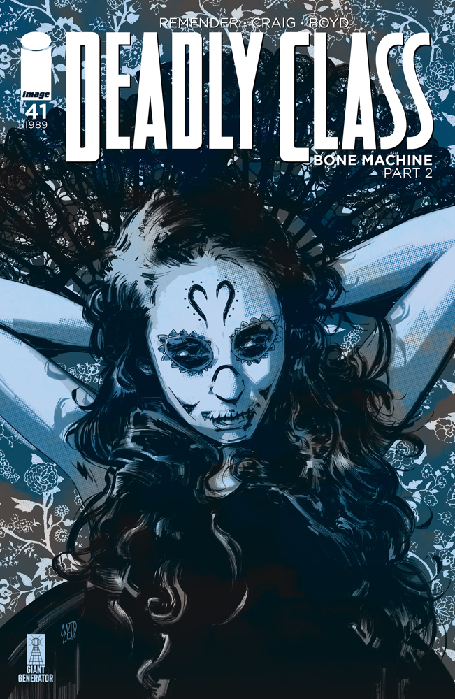 DEADLY CLASS #41 CVR B FUSO (MR)