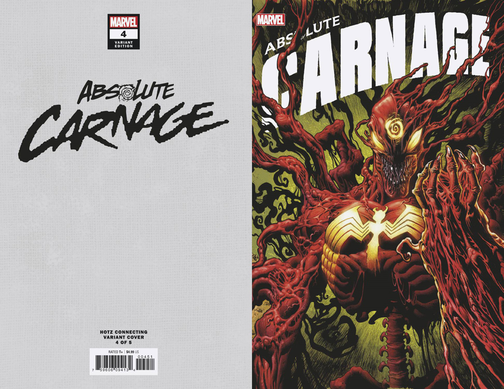 ABSOLUTE CARNAGE #4 (OF 5) HOTZ CONNECTING VAR AC