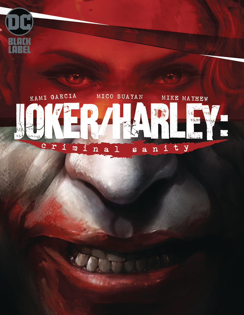 JOKER HARLEY CRIMINAL SANITY #1 (OF 9)