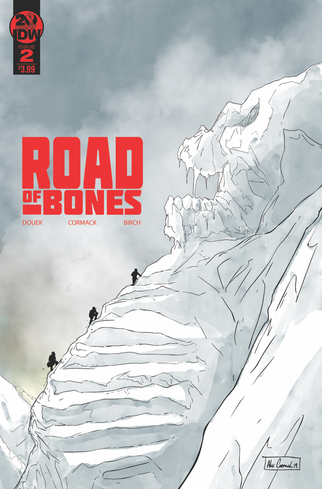 ROAD OF BONES #2 (OF 4) 2ND PTG