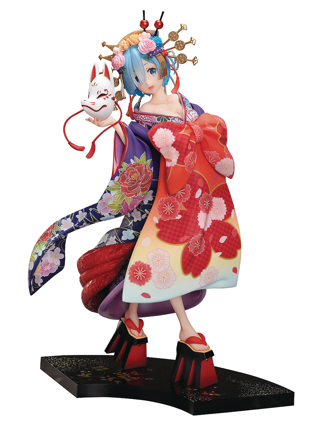 RE ZERO STARTING LIFE REM 1/7 PVC FIG OIRAN DOCHU VER