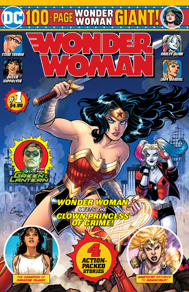 WONDER WOMAN GIANT #1