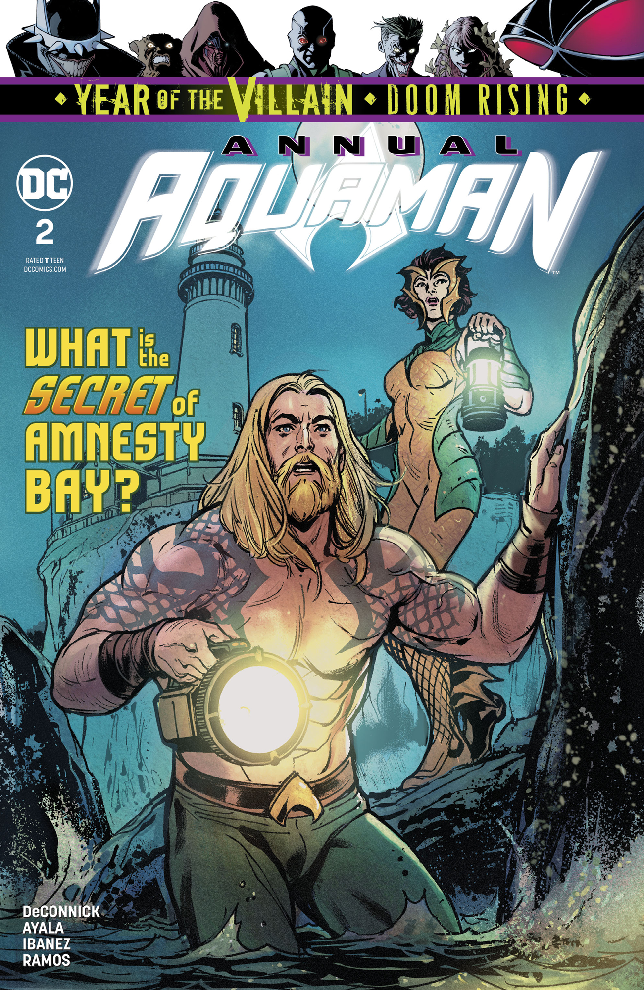 AQUAMAN ANNUAL #2