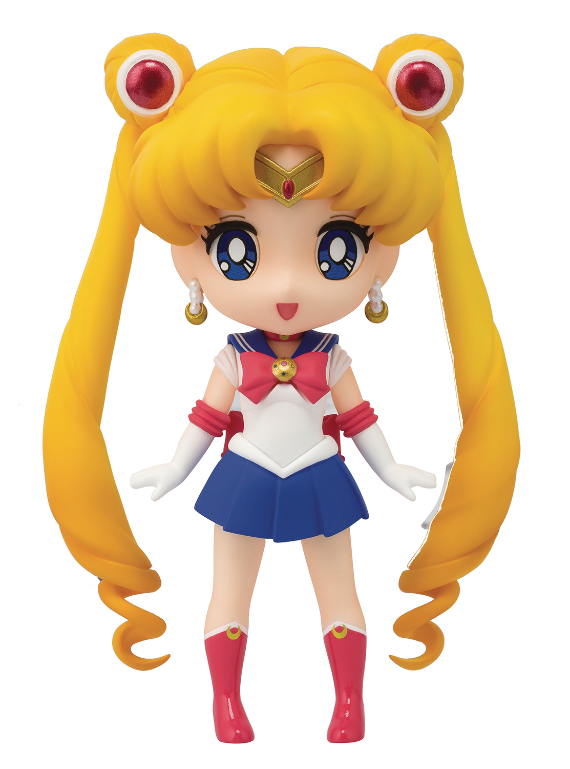 SAILOR MOON SAILOR MOON FIGUARTS MINI FIG