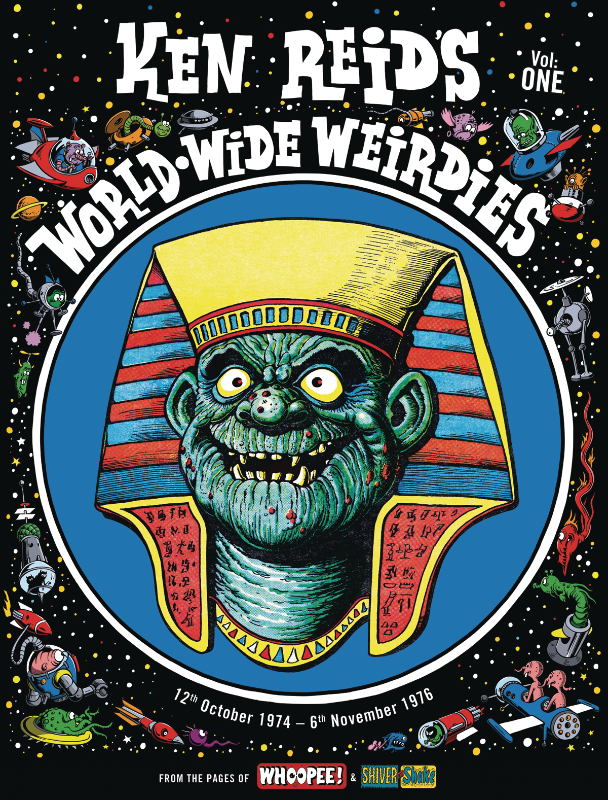 KEN REID WORLD WIDE WEIRDIES HC