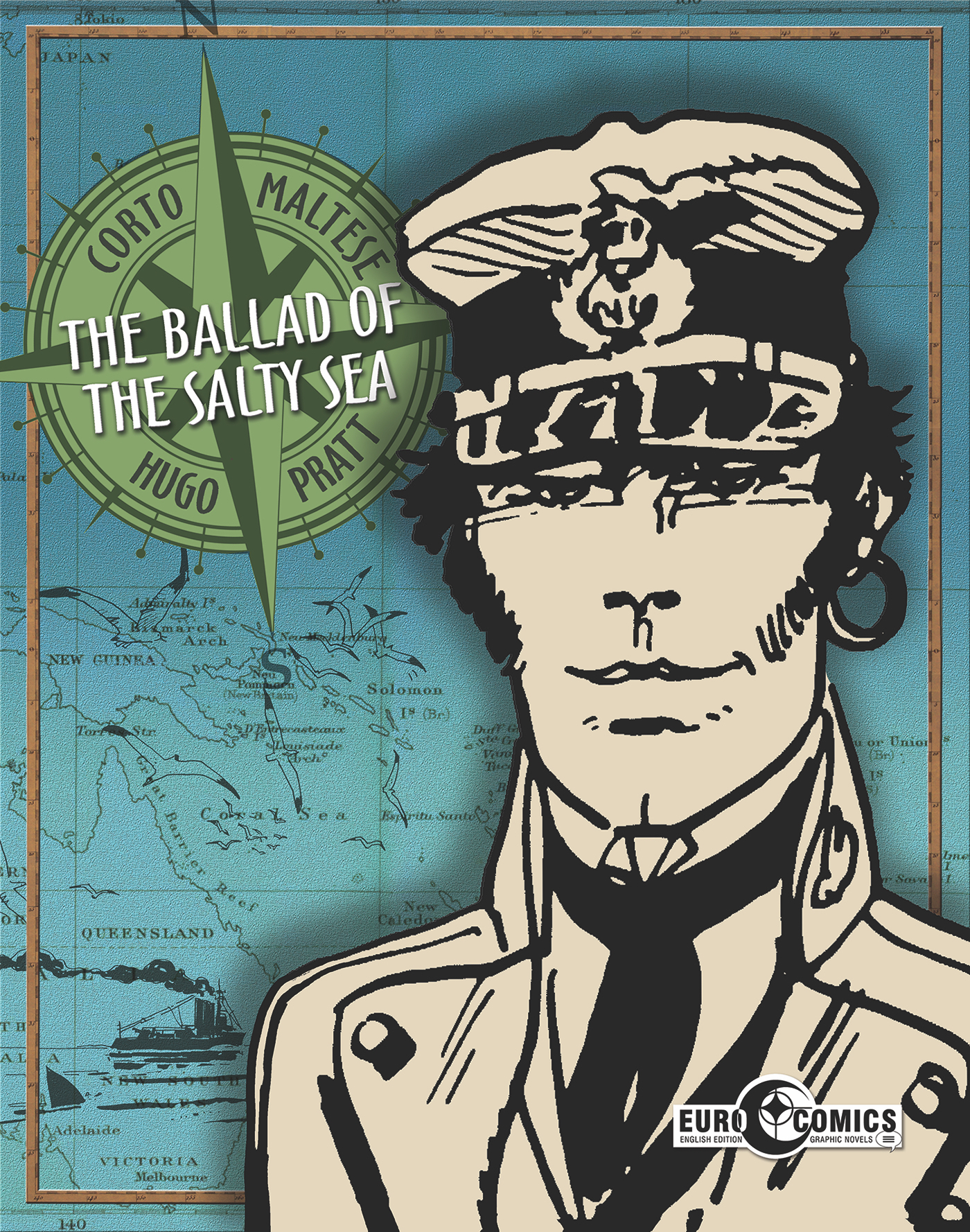 CORTO MALTESE GN BALLAD OF THE SALTY SEA