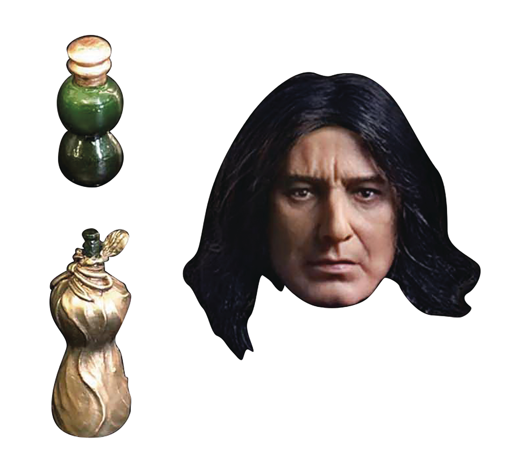 HP HALF BLOOD PRINCE 1/6 SEVERUS SNAPE 2.0 ACCESSORY PACK (N