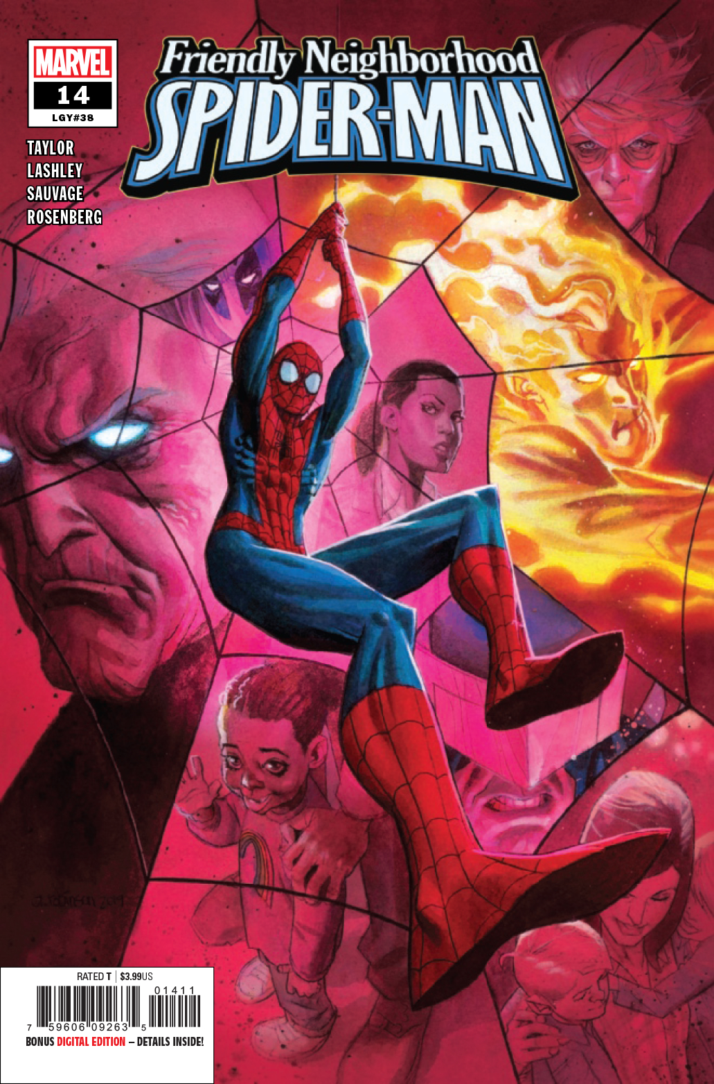 FRIENDLY NEIGHBORHOOD SPIDER-MAN #14