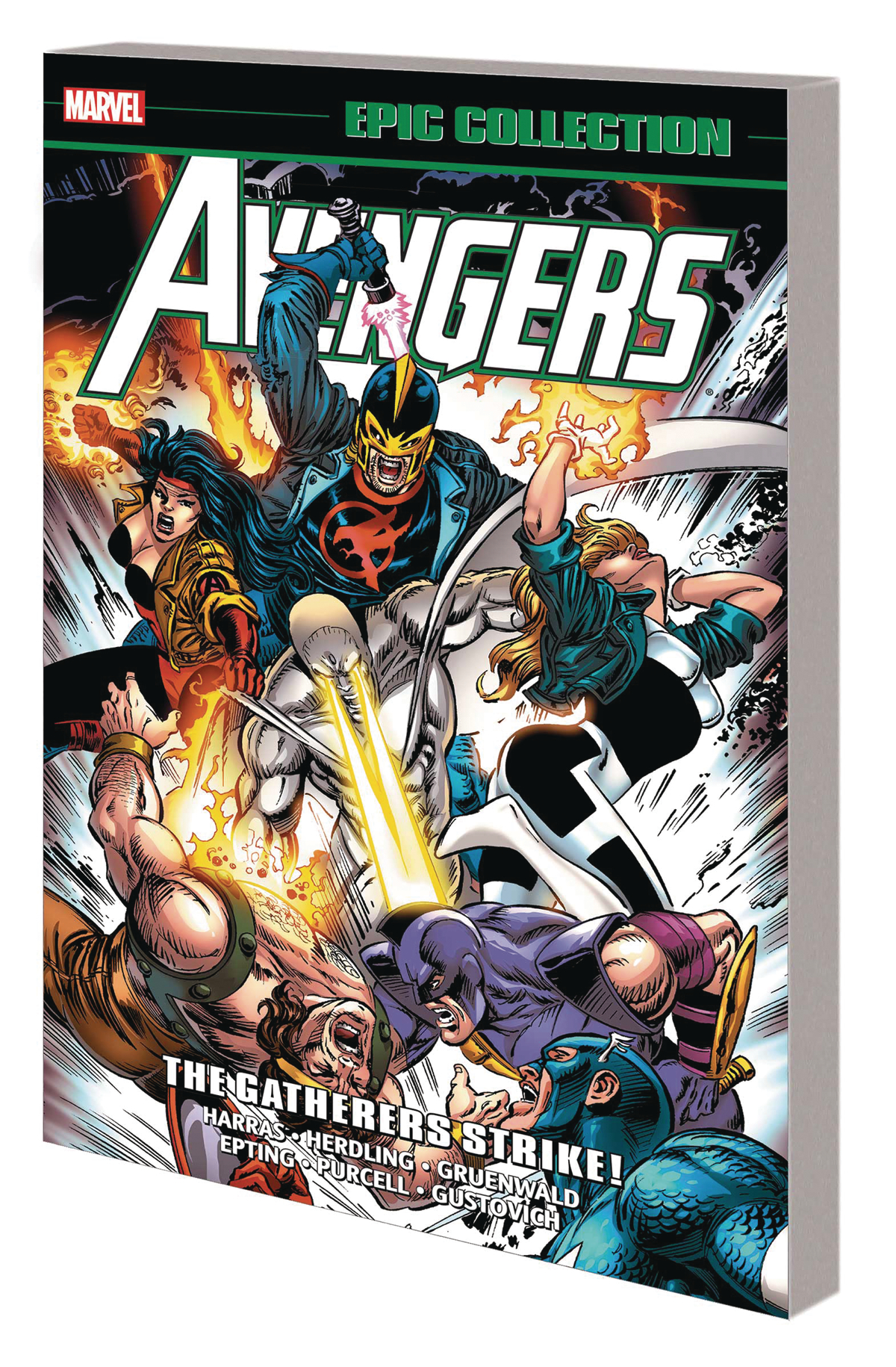 AVENGERS EPIC COLLECTION (24) TP GATHERERS STRIKE [#360-366+]