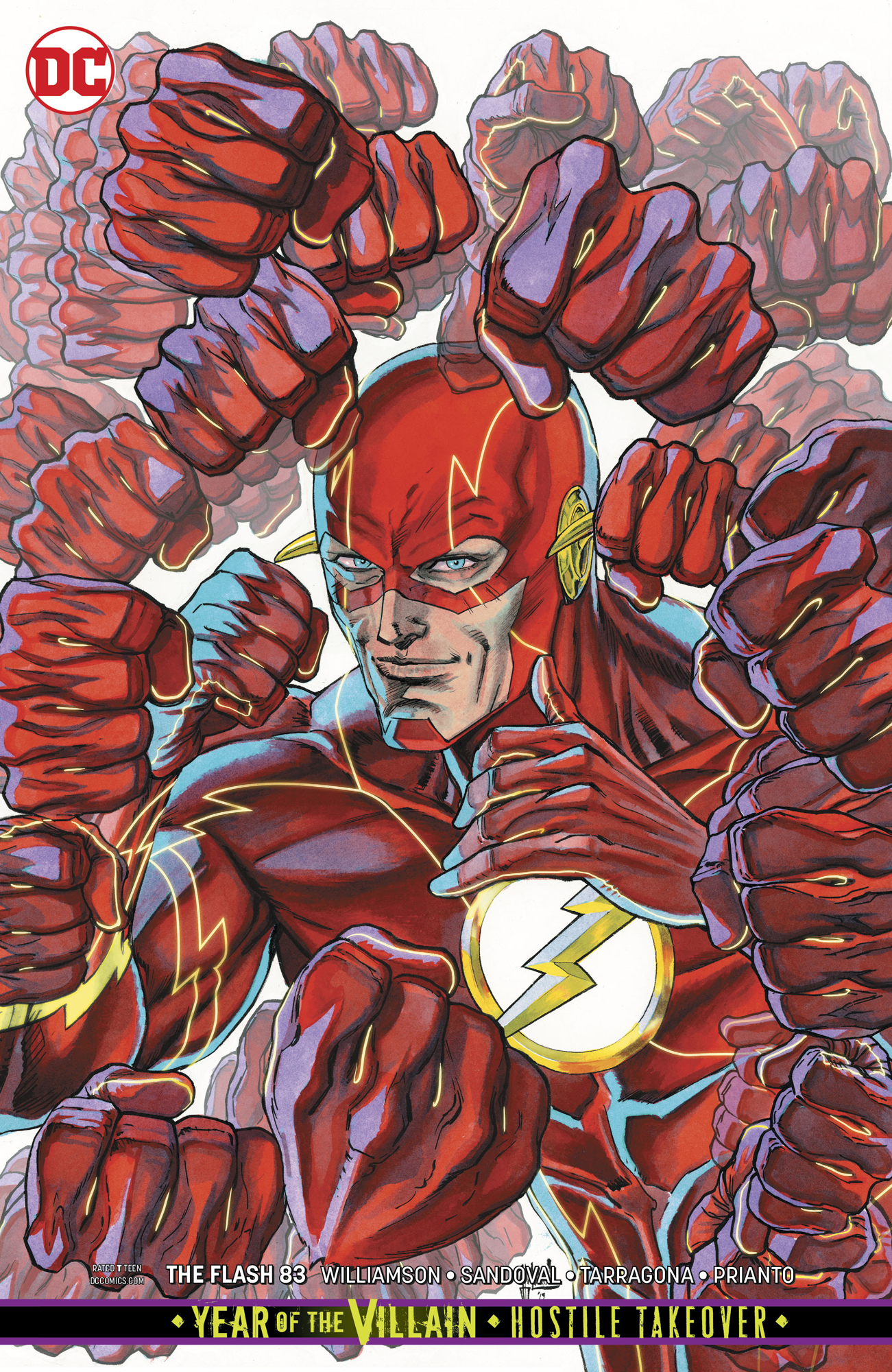 FLASH #83 VAR ED