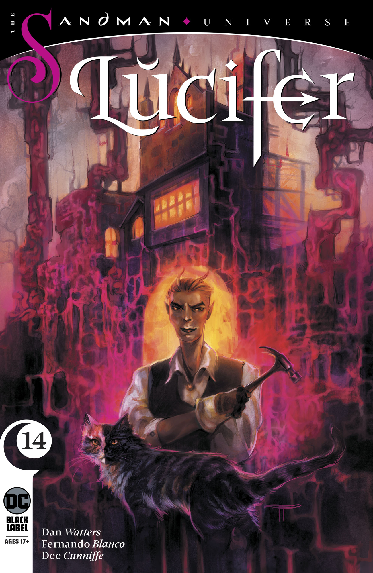 LUCIFER #14 (MR)
