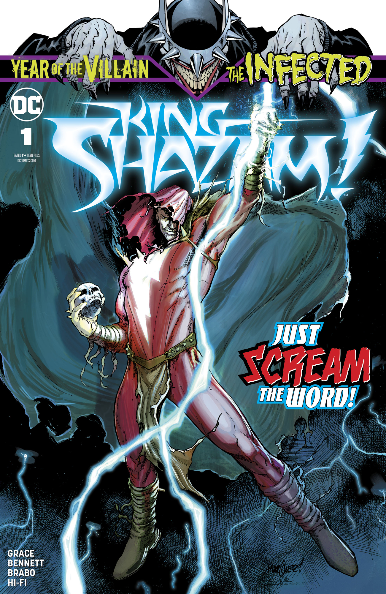 Image result for the infected: king shazam""