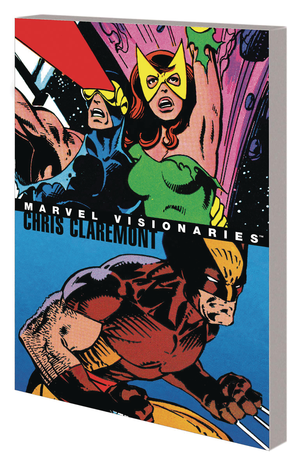 MARVEL VISIONARIES TP CHRIS CLAREMONT