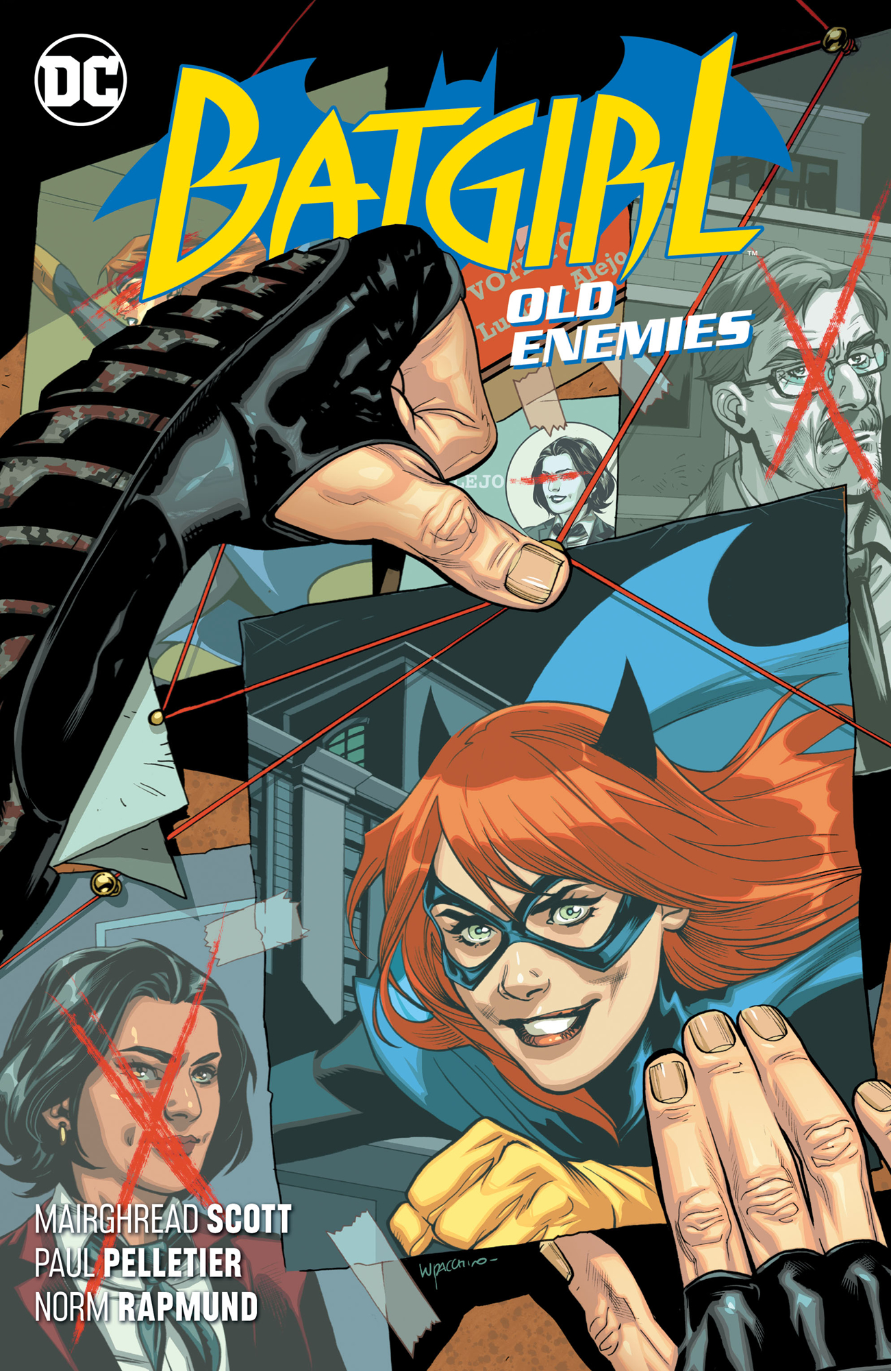BATGIRL TP VOL 06 OLD ENEMIES (SEP190548)