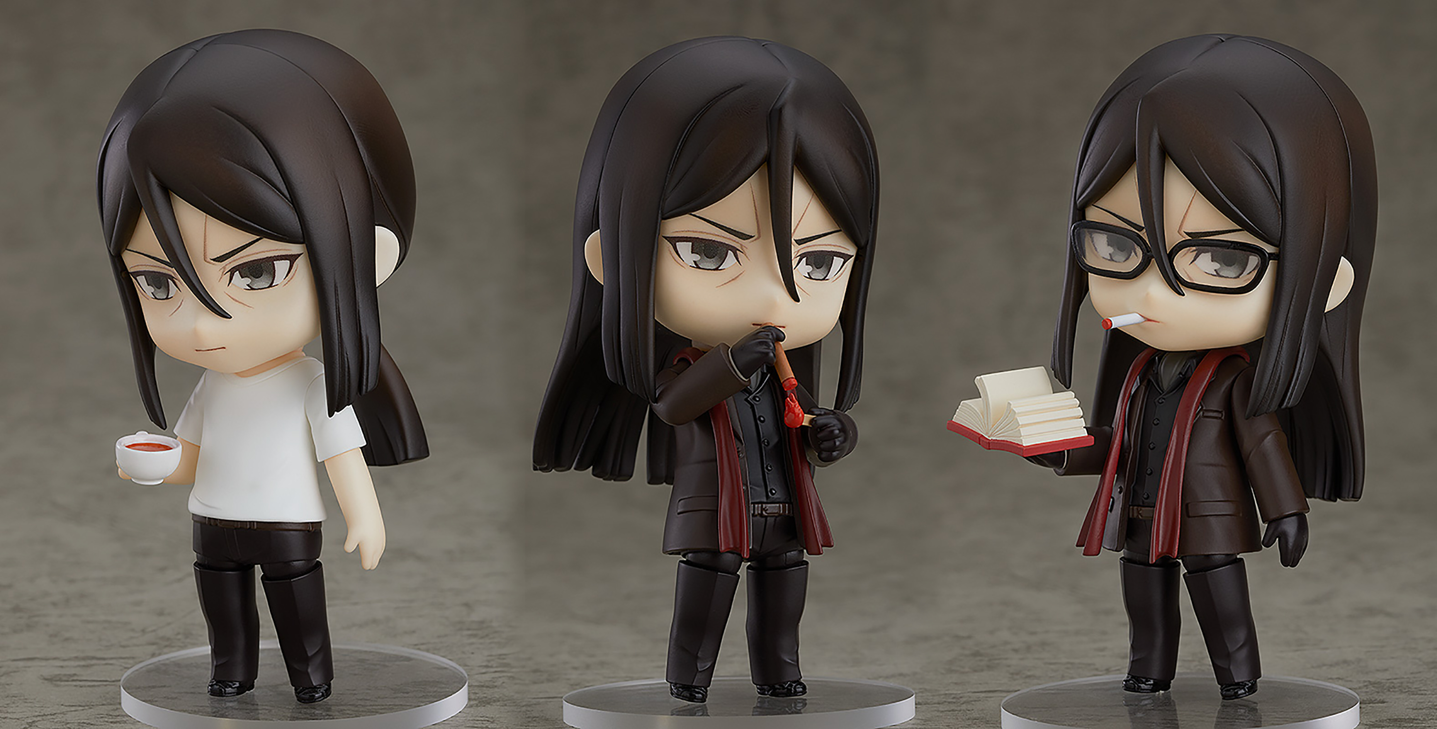 LORD EL-MELLOI IIS CASE FILES LORD EL-MELLOI NENDOROID AF (C