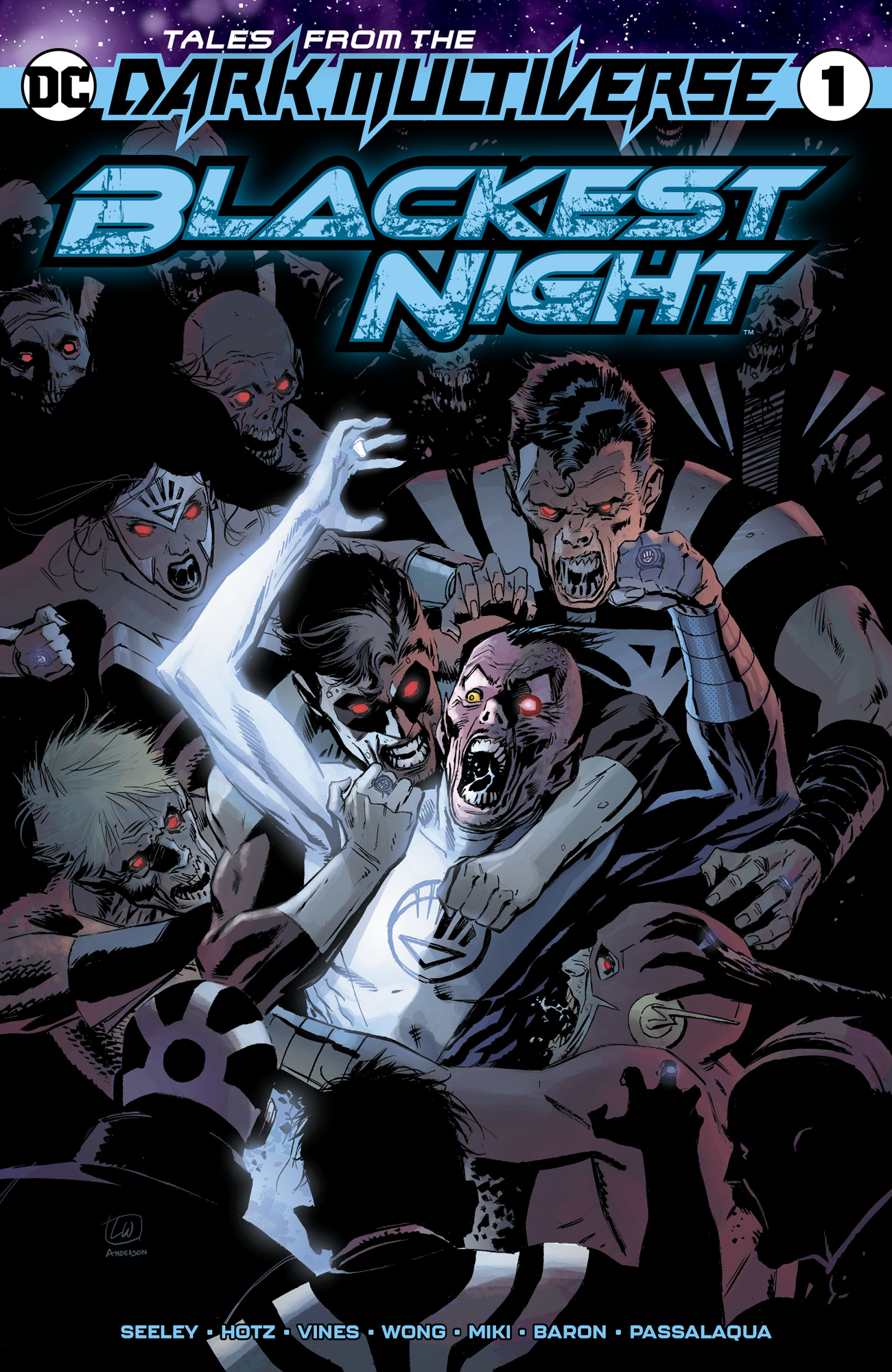 TALES FROM THE DARK MULTIVERSE BLACKEST NIGHT #1
